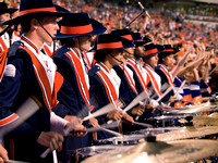UVA Cavalier Marching Band Aug 31, 2013