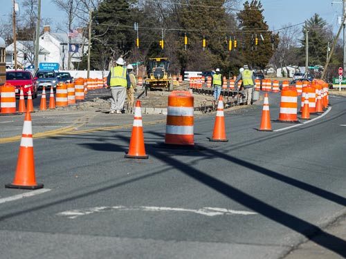 Ashland Virginia photo of road construction or obstacle in your life plan